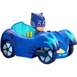 Pj Masks - Catboy + Auto Original - Heroes En Pijamas
