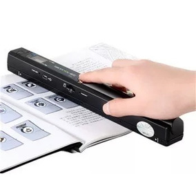 Scanner Portatil Iscan Book 3 900dpi Colorido Modelo 2016