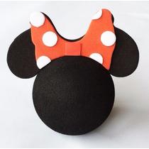 Enfeite Para Antena / Haste De Carro - Bola - Mickey Minnie
