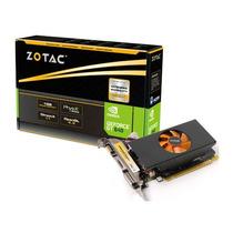 Geforce Zotac Gt Nvidia Zt-60208-10l Gt 640 1gb Ddr5 64bits
