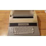 Máquina De Escribir Eléctrica Vintage Smith Corona Xd-5600