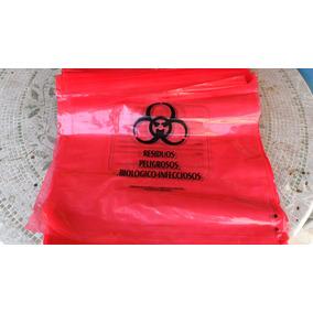 Bolsa Polietileno Para Residuos Infecciosos, Cdmx