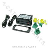 Controlador Digital De Temperatura Carel 220v (graduable)