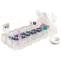 Monster High Quartos De Arrepiar Cama Abbey Bominable Mattel