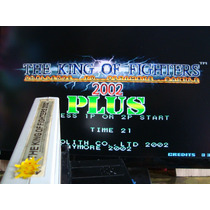 The King Of Fighters 2002 Plus Video Juegos Arcade Neo Geo