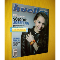 Danna Paola Revista Huellas 2013 Revista Rara