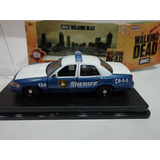 Ford Crown Victoria The Walking Dead Interceptor 1/43 G.l