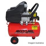 Compressor De Ar Mam-7,4 24l Motomil