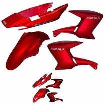 Kit De Carenagem Yamaha Ys 250 Fazer - Até 2010 - Adesivado