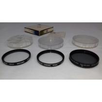 3 Super Lentes 49mm Cristal Cross-hoya Diffuser-pico Glass