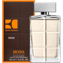 Perfume Importado Hugo Boss Orange 100 Ml - Envio Gratis