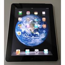 Ipad 1 Geração 32gb Wifi 3g Ios 5.1.1 Tablet Leia Descrição