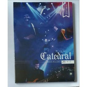 Dvd Catedral 25 Anos Música Inteligente Lacrado De Fábrica