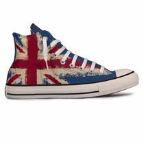 Tênis All Star Converse Ct As Hi England