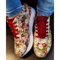 Zapatos De Dama Colombianos Suela Alta