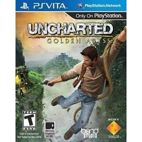 Uncharted Golden Abyss Psvita Sellado