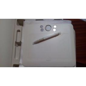 Tableta Digitalizadora - Wacom Bamboo Fun White 8.5