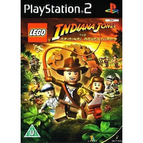Patch Jogo Lego Indiana Jones Play 2 Ps2 Playstation2 Ps 2