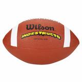 Bola Futebol Americano Wilson Tn Official Wtf151 Original+nf