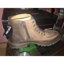 Zapatos Y Bototos Ferracini 100% Cuero