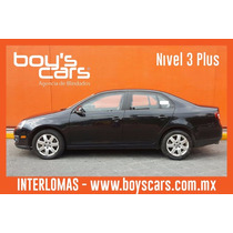 Volkswagen Bora Protect 2009 Blindado Nivel 3 Plus