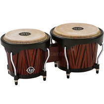 Bongo Madeira Lp Latin Percussion City Lp601ny-cmw Percussao