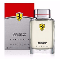 Perfume Ferrari Scuderia 125 Ml