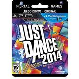 Just Dance 2014 Entrega Inmediata Para Ps3 + 15% Off