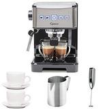 Capresso Ultima Pro Programable Café Espresso Y Capuchino