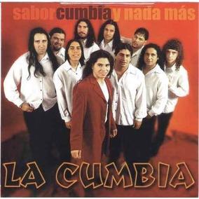 La Cumbia - Sabor Cumbia Y Nada Mas Cd Nuevo Cerrado