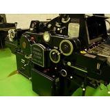 Troqueladora Automatica Heidelberg Formato 46x58 Financiada