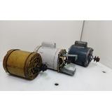 Motor Elétrico Mono 120v 1/2 Cv - 1700 Rpm - Vários Modelos