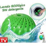 Ecobola Esfera Ecologica Para Lavar Sin Jabon.-