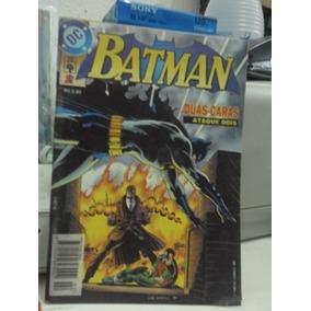 Gibi Dc - Batman - Duas Caras - Dezembro/1996 - 2
