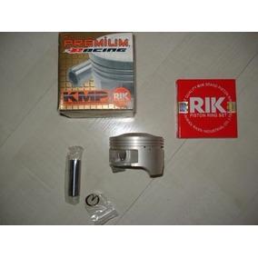 Kit Pistao Taxado Aneis Nx Xr Cbx 200 2,5mm(66mm)