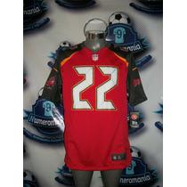 Jersey Oficial Original Nike Nfl Bucaneros Tampa Bay Mediana