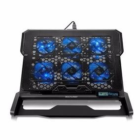 Cooler Para Notebook Multilaser Hexa Cooler Até 17´ Ac282