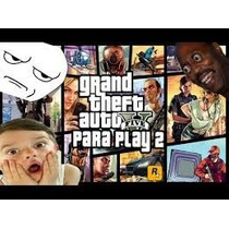 Patch Gta 5 Play2 Aproveite