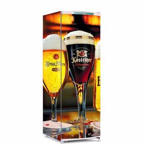 Adesivo Para Geladeira Cervejas Envelopamento