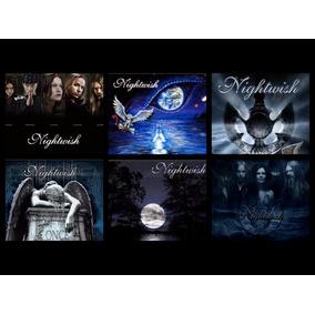 Nightwish Discografia Completíssima + Raridades 2016
