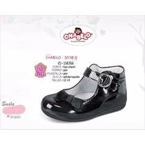 Zapato Tipo Charol En Piel Marca Chabelo En Gagashop! 9