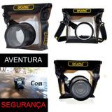 Capa Aquatica Estanque Dicapac Cameras Profissionais Wp-s3