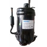 Compressor Rotativo Higly 110v Quadro Elétrico