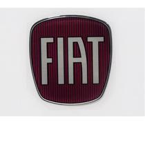 Emblema Aplique Para Maçaneta Da Tampa Traseira Fiat Strada