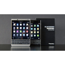 Blackberry Passport 4g Lte Cajas Selladas Tiendas Boleta