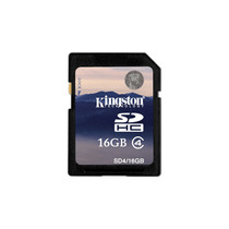 Tarjeta Memoria Sd 16 Gb Kingston Sdhc Celular Tablet Camara