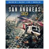 San Andreas (blu-ray Hd 3d Blu-ray)