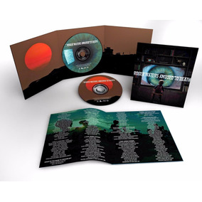 Roger Waters: Amused To Death (cd/bluray - Importado)