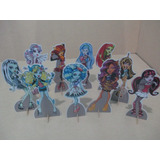 Kit Monster High,30 Display De Mesa De 15 Cm,festa