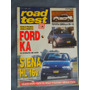 Revista Road Test Nº 78 Ford Ka Corolla Dx 1.6 Siena Hl 16v